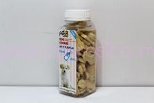 Pet8 Dog Cookies Mlik Flavour 120gr