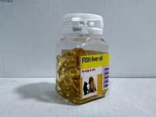 Minyak Ikan Fish Liver Oil For Cat & Dog