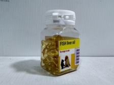 Minyak Ikan Fish Liver Oil For Cat & Dog