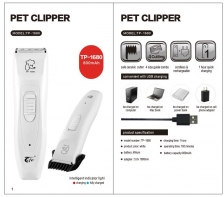 Pencukur Bulu Pet Clipper TP-1680