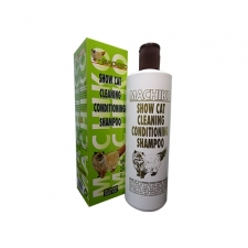 Shampoo Kucing Machiko Show Cat Cleaning Conditioning Shampoo 500mL
