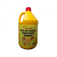 Shampoo Kucing Machiko Show Cat Cleaning Conditioning Shampoo 3800mL