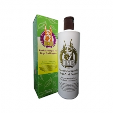 Shampoo Anjing Dinos Herbal Shampoo 500mL