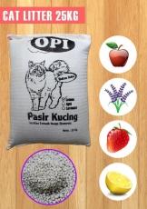 Pasir Kucing OPI Cat Litter 25kg