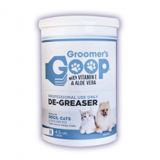Pembersih Noda Groomer's Goop De-Greaser with Vitamin E & Aloe Vera 4.5lbs