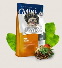 Makanan Anjing Happy Dog Supreme - Mini Adult GLUTEN FREE 4kg