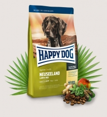 Makanan Anjing Happy Dog Supreme Sensible - Neuseeland (Lamb & Rice) Gluten Free 12.5kg