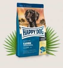 Makanan Anjing Happy Dog Supreme Sensible - Karibik (Sea Fish) Grainfree 4kg