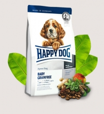 Makanan Anjing Happy Dog Supreme Young - Baby Grainfree 1kg