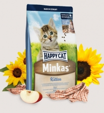 Makanan Kucing Happy Cat Minkas Kitten 1.5kg