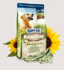 Makanan Anjing Happy Dog - NaturCroq Lamb & Rice 4kg