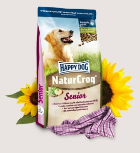 Makanan Anjing Happy Dog - NaturCroq Senior 4kg