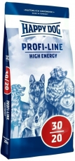 Makanan Anjing Happy Dog Profi Line High Energy 30/20 20kg