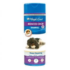 Shampoo Anjing Magic Coat Reduces Odor Shampoo 16oz