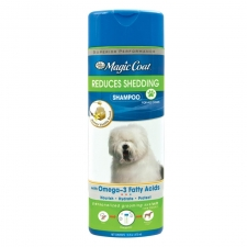 Shampoo Anjing Magic Coat Reduces Shedding Shampoo 16oz