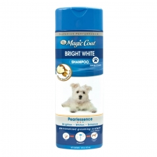 Shampoo Anjing Magic Coat Bright White 16oz