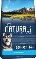 Makanan Anjing Hi-Tek Naturals Grain Free Alaskan Fish 30lbs