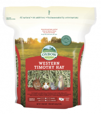 Makanan Kelinci Oxbow Western Timothy Hay 15oz