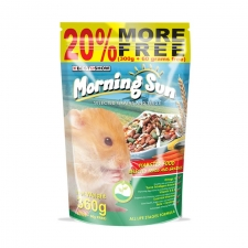 Makanan Hamster Morning Sun Hamster Food 360gr