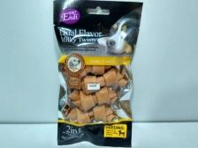 Snack Anjing Endi Dual Flavor Milky Cheese Bones 80gr