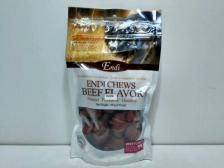 Snack Anjing Endi Chews Beef Flavor Bones 100gr