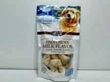 Snack Anjing Endi Chews Milk Flavor Bones 100gr
