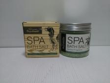 Bubuk Spa Hewan Spa Bamboo Fragrance Bubble Bath Salt 200gr