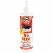 Repellent Kucing Pet Organics No Stay Cat 16oz 504516
