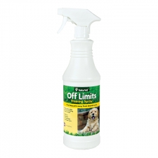 Puppy Trainer Naturvet Off Limits Training Spray 32oz 79903575