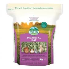 Makanan Kelinci & Hamster Oxbow Botanical Hay 15oz
