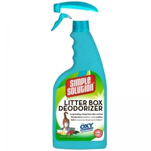 Simple Solution Cat Litter Box Deodorizer 16 OZ
