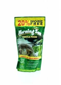 Makanan Kura-Kura Morning Sun Turtle Food 120gr