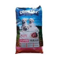 Makanan Anjing Country Puppy 20lbs