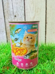 Super Cat Baby Kitten Tuna 400g