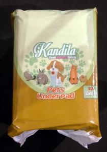 Pets Underpad Kandila S 30cm x 45cm 50pcs