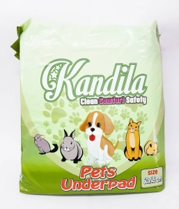 Pets Underpad Kandila M 60cm x 45cm 20pcs