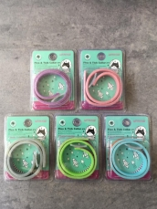 Kalung kutu kucing Astrocat Flea and Tick Collar Pro ( Harga Perpcs )