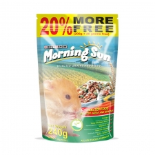 Morning Sun Hamster Food 240gr