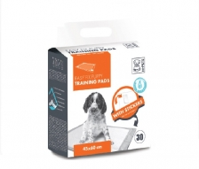 Underpad M-Pets Easy Fix Puppy Training Pads 45cm x 60cm 30pcs