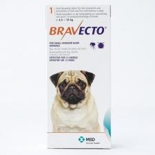 Bravecto >4.5-10kg 250mg