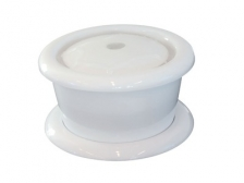 Air Mancur M-Pets Drinking Fountain White 3000ml for Dog 10503299