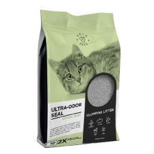 Pasir Kucing Volk Pets Ultra Odor Seal Natural Scent 10L