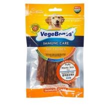 Vegebones Immune Care Puffy Meaty Stick 60gr