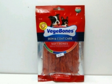 Vegebones Skin & Coat Care Puffy Meaty Stick 60gr