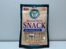Snack Anjing Vegebrand Milk in Dental Stick 60gr