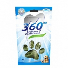 Snack Anjing Vegebrand 360 Green Dental Soft Bone 90gr