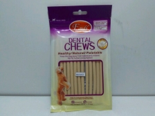 Snack Anjing Endi Dental Chews Milk Flavour Stick 100gr