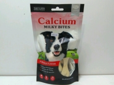 Snack Anjing Endi Medium Calcium Milk Bone 100gr