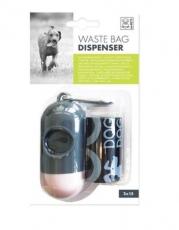 M-pets Waste Bag Dispenser 2x15 Bag
