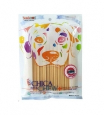 SNACK ANJING CHICA CHEW DENTAL 120GR OMEGA-3